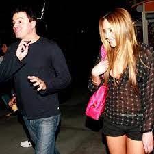 Amanda Bynes with her ex-boyfriend Seth
