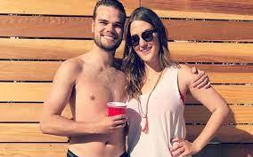 Emily Trebek with her boyfriend