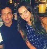 Guraish Aldjufrie with his ex-wife