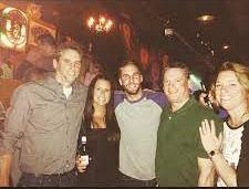 Shawn Booth with his family