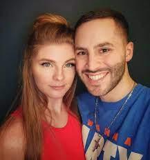 Kaitlin Bennett with her boyfriend