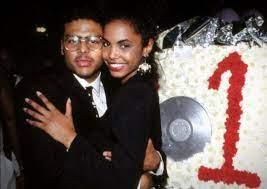 Kim Porter with her husband Al B. Sure