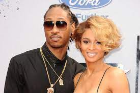 Future with his ex-girlfriend Ciara