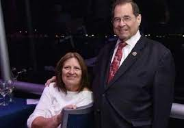 Jerry Nadler with his wife