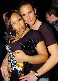 Tiffany Pollard with her ex-boyfriend George