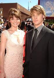 Jennifer Morrison with her ex-boyfriend Jesse
