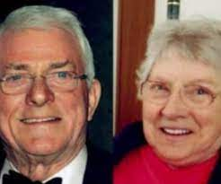 Phil Donahue & Margaret Cooney