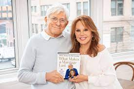 Phil Donahue with his wife Marlo