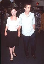 Christina Ricci with her ex-boyfreind Matthew