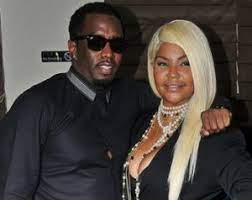 Sean Combs with his ex-girlfriend Misa