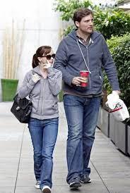 Christina Ricci with her ex-boyfreind Owen