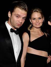 Jennifer Morrison with her ex-boyfriend Sebastian