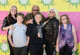 Wesley Chapman with his family