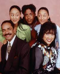 Marques Houston with his family