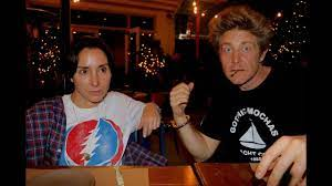 Jason Nash with his ex-wife Marney