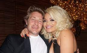 Jason Nash with his ex-girlfriend Trisha