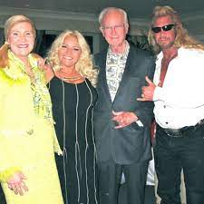 Beth Chapman with her parents