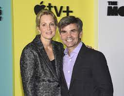 Ali Wentworth with her husband