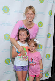 Ali Wentworth with her daughter