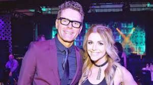 Lindsay Ell with her ex-boyfriend