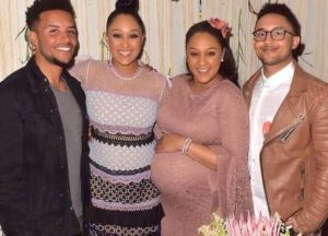 Tamera Mowry-Housley with her brothers & sister
