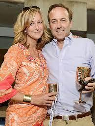 Lara Spencer with her ex-husband David