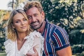 Irina Baeva with her boyfriend Gabriel