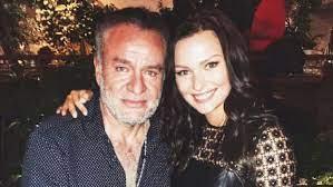 Irina Baeva with her ex-boyfriend José