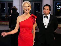 George Conway with his wife