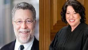 Sonia Sotomayor & Kevin Edward Noonan