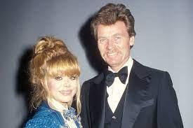 Charo with her husband Kjell