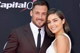 Danny Amendola with his girlfriend Olivia