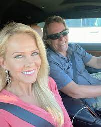 Ted Nugent with his wife Shemane