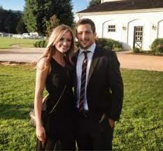 Danny Amendola with his ex-girlfriend Talor