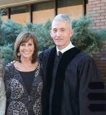 Trey Gowdy with his wife