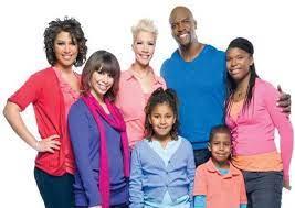 Rebecca King-Crews with her husband & children