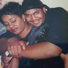 Van Lathan with his mother