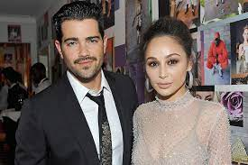 Cara Santana with her boyfriend
