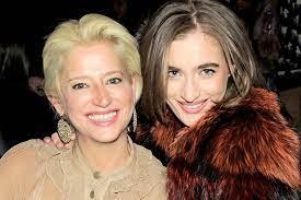 Dorinda Medley with her daughter