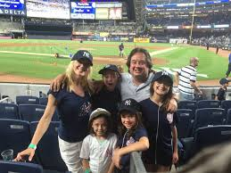 George Conway with his wife & children