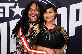 Tammy Rivera with her husband