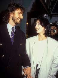 Cher with her ex-boyfriend Josh