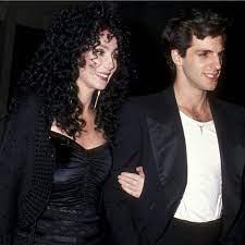 Cher with her ex-boyfriend Rob
