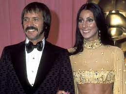 Cher with her ex-husband Sonny