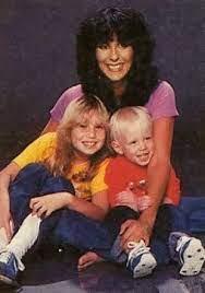 Cher with her children