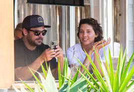 Vanessa Valladares with her boyfriend