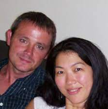 Jeanette Lee with her ex-husband