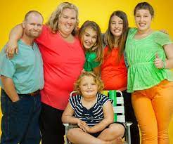 Anna Shannon with her family